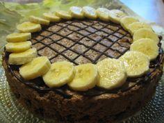 Aurinkoinen suklaakookoskakku