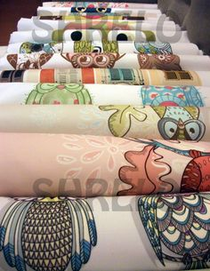 Owl pattern, so cute ^__^