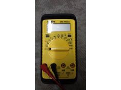 Tools New York City, Sperry 24 Range 7 Function Digital Multi Meter 24 Range, 8 Functions Autoranging 1000 hours battery life Checks: Outlets. Queens New York, Tools For Sale, Landline Phone, Sperrys, Range, Ads, Digital, City, Sperry Shoes