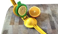 The classic hand-squeezer doubles up to accommodate lemons, limes and oranges in one handy gadget.