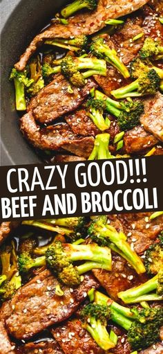 Best Beef Recipes, Beef Recipes For Dinner, Healthy Recipes, Sugar Free Recipes Dinner, Simple Recipes For Dinner, Quick Easy Dinner, Easy Beef And Broccoli, Beef With Broccoli Recipe, Easy Broccoli Recipes