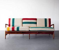 Hudson Bay Sofa by Ib Kofod-Larsen