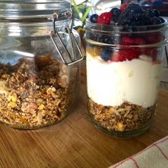This is the worlds most delicious home made granola recipe. Seriously! It's so good i keep eating it by the spoonful straight out of the jar. It will make your …
