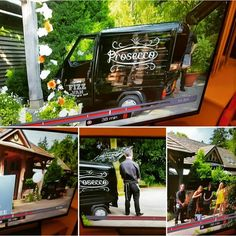 Prosecco Van for hire. Our Fizz Van on the telly! Cue alot of frantic pausing to capture our TV debut on The Real Housewives of Cheshire!  Perfect for weddings, parties, corporate events & festivals.