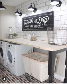 """The Laundry Room Makeover is Finally Done! – Welsh Design StudioThe Laundry Room Makeover is Finally Done! – Welsh Design Laundry Room Makeover Ideas - Captain DecorFantastic """"laundry room storage small cabinets"""" detail is Laundry Room Organization, Laundry Room Design, Laundry Decor, Organized Laundry Rooms, Laundry Signs, Laundry Room Furniture Ideas, Laundry Room Ideas Garage, Laundry Room With Storage, Laundry Room Decorations"""