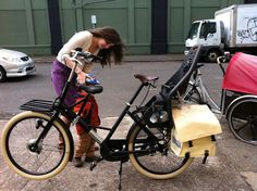 mamafiets: New Bike Love