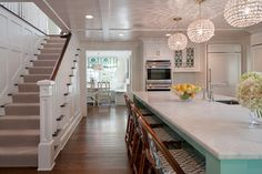 Custom Colonial - traditional - Kitchen - New York - Wright Building Company