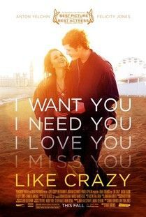 Like Crazy - Films de Lover, films d'amour et comédies romantiques.