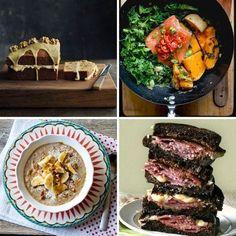 Corned Beef Grilled Cheese & Banana Chia Breakfast Porridge — Delicious Links