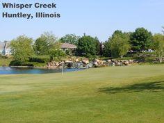 Whisper Creek Golf Club  Hurley, IL  6-8-12
