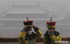 Kiina tukehtuu hiileen | Greenpeace Finland