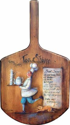 Mom would have liked this one....Tiny Tim's Tea Shoppe - JP3015/ Lisa needs this one...