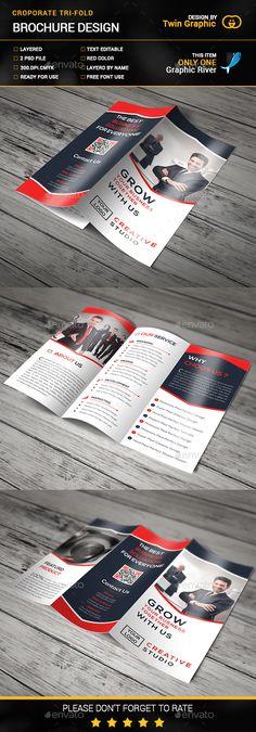 Stationery Design, Brochure Design, Brochure Template, Flyer Design, Brochure Ideas, Folders, Business Brochure, Business Flyers, Booklet Design