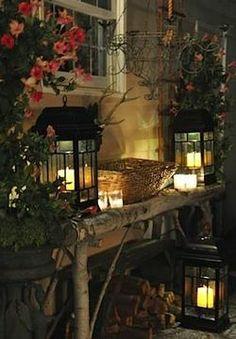 Rustic and romantic....     ᘡղbᘠ