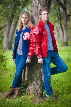 Twins Senior picture