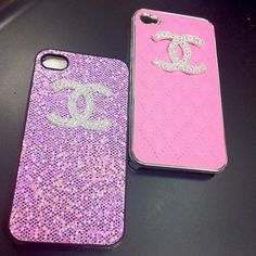 Chanellll.. I like the purple one!