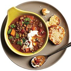 OMG! Husband hates coconut milk and loves this stew. We eat it once a week. It's our new go-to in a hurry dinner.