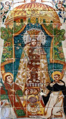 Nuestra Señora de los Desamparados, Cocentaina.