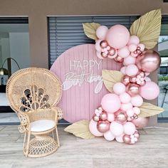 Balloon Installation, Balloon Backdrop, Balloon Centerpieces, Balloon Wall, Balloon Garland, Glitter Balloons, Rainbow Balloons, Pink Balloons, Confetti Balloons