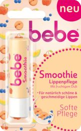 Lippenpflege Smoothie mit fruchtigem Duft von #bebe Preis 1,55€