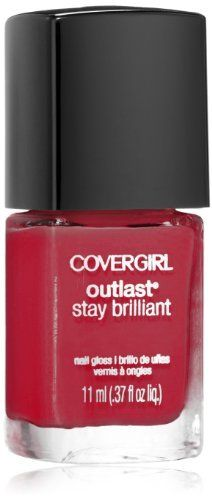 Covergirl Outlast Stay Brilliant Nail Gloss, Wine To Five 190, 0.37 Ounce by COVERGIRL, http://www.amazon.com/dp/B0094GG3WU/ref=cm_sw_r_pi_dp_v8iTrb1EKBR0W