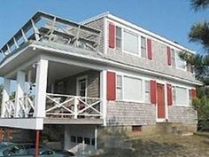 Wellfleet Vacation Rental home in Cape Cod MA 02667, 5 min. or less walk/1/2 block to LaCounts Hollow | ID 21302
