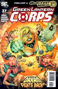 Green Lantern Corps (Volume) - Comic Vine