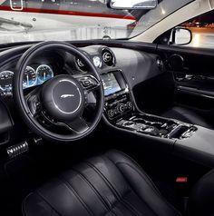 Jaguar XJ Interior _________________________ WWW.PACKAIR.COM
