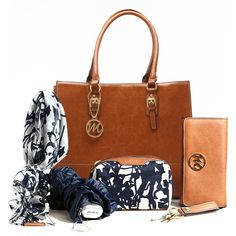 @Emilie M Handbags is giving away this Morgan Tote & 5 piece Essentials box.  Check out the link!