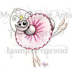 Ballerina Ant