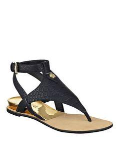Guess Lacie Sandals Women's Black 6M