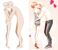 kiss base by xxsassychizzxx on DeviantArt