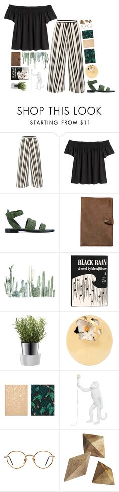 """""""jugar a que te escondes y yo te salgo a buscar."""" by messyqueen ❤ liked on Polyvore featuring Alice + Olivia, Paul Andrew, Kjøre Project, Olympia Le-Tan, Auerhahn, Dilmos, Idlewild Co., Seletti, GlassesUSA and CB2"""