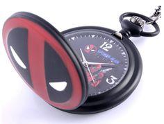 Deadpool Pocket Watch
