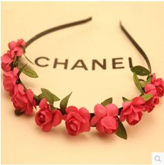Find More Hair Accessories Information about 6pcs/lot Handmade Flower Alice Band, Flower Hair Band Headband, Fashion Girls Woman Hair Accessories ,High Quality Hair Accessories from Hair's Art Online Wholesale Store on Aliexpress.com
