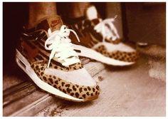 Nike leopard <3