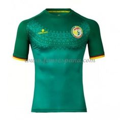 d2260d01fed46 Camisetas De Futbol Selección Senegal Copa Mundial 2018 Primera Equipación