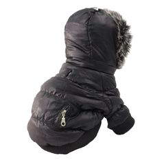 The Pet coat or Metallic Fashion Pet Parka Coat - By Pet Life boasts of an inner lining with Thinsulate Thermal Heat Retention Technology inserted between the layers of fabric to provide your pet with maximum protection from the cold. Parka Coat, Cat Food Brands, Parka Style, Metal Fashion, Dog Jacket, Animal Fashion, Dog Fashion, Fashion Clothes, Pets