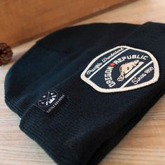 Oregon Republic | Knit Beanie