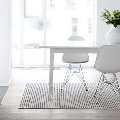 Bright white inspiration from Danish Linie Design.
