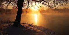 Cold Sunrise #2 by Johnny Gomez, via 500px