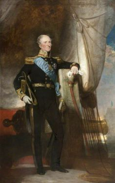 Admiral Sir Peter Halkett of Pitferrane (1765–1839)
