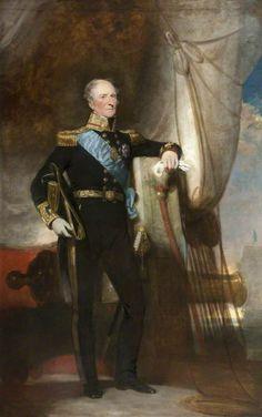 Admiral Sir Peter Halkett of Pitferrane (1765–1839)