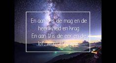 in die Hemel is die Heer Download Gospel Music, Saved By Grace, Afrikaans, Worship, Bible Verses, Lyrics, Faith, Songs, Hoe