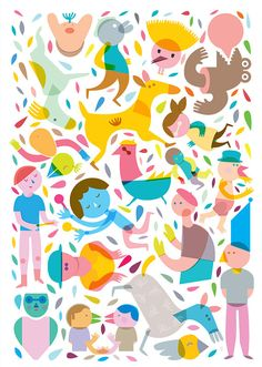 Party 02 Print