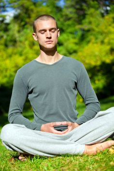 Love the holistic approach to military and veteran health. #meditate #USMC #RNL
