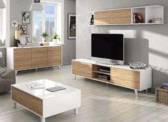 modular mueble lcd mesa para tv vajillero rack led mgh 1