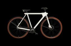 This Sleek Commuter Bike Has A Secret: You Hardly Have To Pedal
