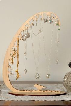 Woodland Jewellery Stand, large