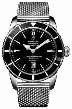 Men's Wrist Watches - Breitling Aeromarine Superocean Heritage Mens Watch A1732024B868SS ** You can get more details by clicking on the image. (This is an Amazon affiliate link)